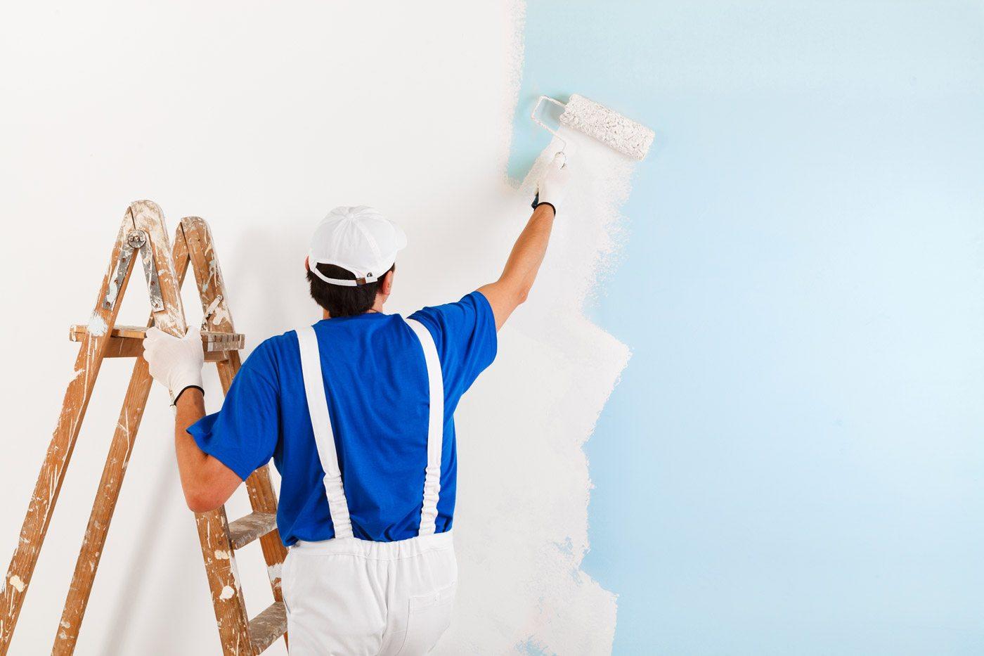 Servicios de pintura de interiores
