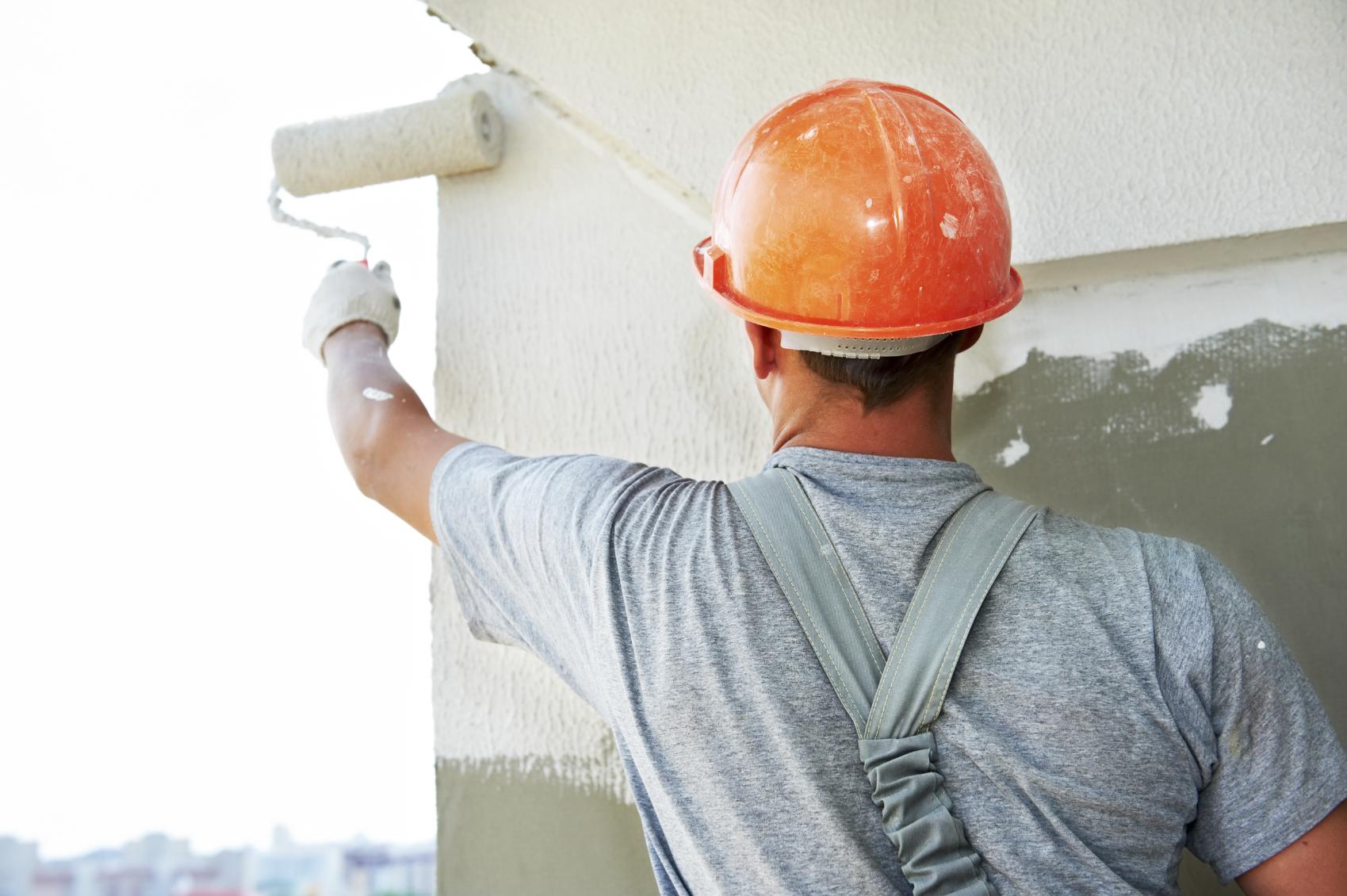 Servicios de pintura de exteriores
